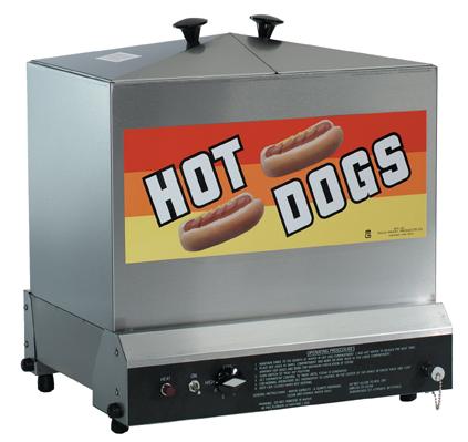 Hot Dog Warmer