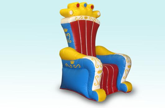 Birthday King Chair